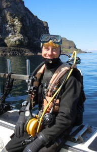 Diving Officer