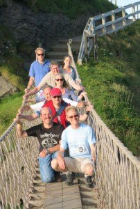 NI Trip 2014 Team
